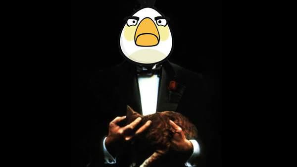 Angry Birds'�n yeni oyunlar�nda temel alabilece�i film serileri