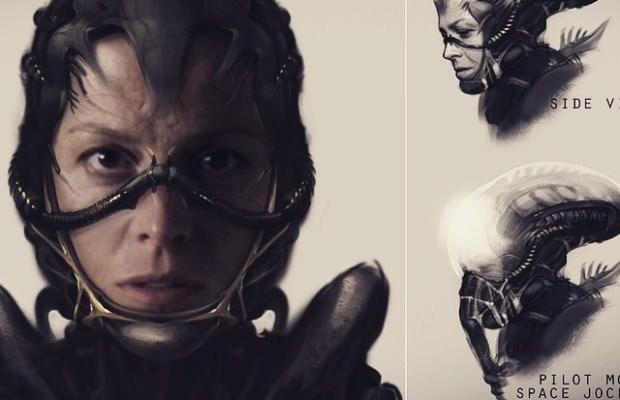 District 9'un y�netmeninden yeni Alien filmi mi?