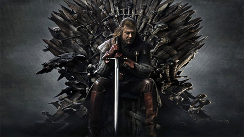 Game of Thrones'un yazar�ndan b�y�k itiraf