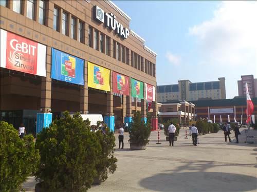 CeBIT 2011'den g�r�nt�ler