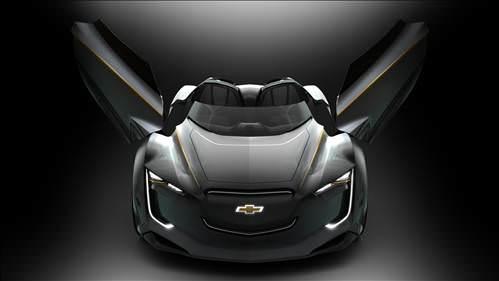Chevy Mi-Ray konsept arac�
