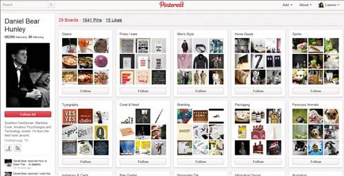 En �ok takip�isi olan 10 Pinterest hesab�