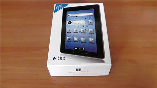 FAT�H Projesindeki tablet: General Mobile e-tab