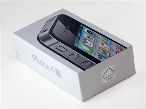 iPhone 4S par�aland�