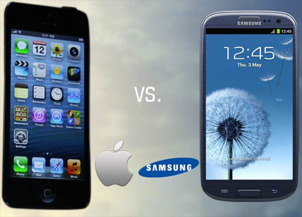 ��te iPhone 5 ve Galaxy S3 kar��la�t�rmas�