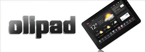 Olivetti'nin tableti OliPad piyasada