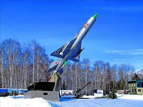 Ruslar�n tapt��� u�ak: MiG