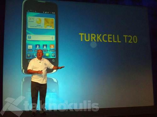 Turkcell T20 lansman� yap�ld�