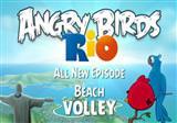 Angry Birds �imdi de Rio'da