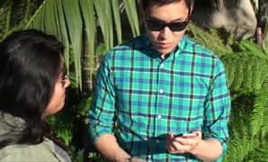 Ray-Ban'den iPhone 5 �arj eden g�ne� enerjili g�zl�k