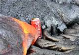 Kutu Coca Cola'n�n lavlarla imtihan�