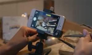 Apple'dan yeni iPhone 5s reklam�; R�yalar