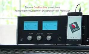 OnePlus One'da kesintisiz 60 saat m�zik dinlemek m�mk�n