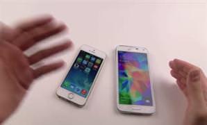 iPhone5s ile Galaxy S5'in g��lerini birle�tirdi, i�te iGalaxy