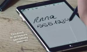 Samsung'dan S Pen'i anlatan yeni Note 4 videosu