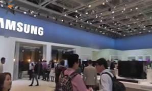 IFA 2014: Samsung Curved Bendable UHD TV - �lk bak��