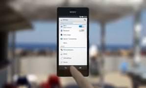 Sony'ye g�re en iyi g�r�nt�leme deneyimi Xperia Z3'te