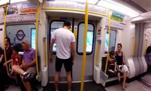 Metro ile yar��an gen�!
