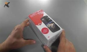 Vodafone 985N Smart 4 power - Kutu a��l�� ve ilk bak��