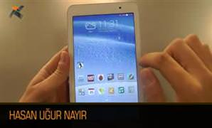 ASUS MeMO Pad 7 video inceleme