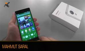 Sony Xperia Z3 - Video inceleme