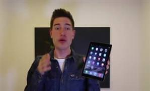 �imdi de iPad Air 2 b�k�ld�