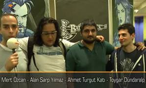 Lords of Kebap, BattleHack 2014'te T�rkiye'yi temsil etti