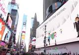 Android'ler Times Meydan�'n� istila ettiler