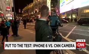 iPhone 6 kameras� vs. yay�n kameras�