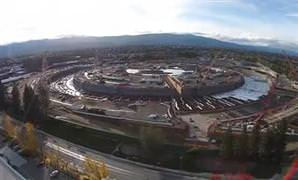Apple Campus 2'den son g�r�nt�ler