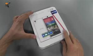 HTC Desire Eye - Kutu a��l�� videosu (Unboxing)