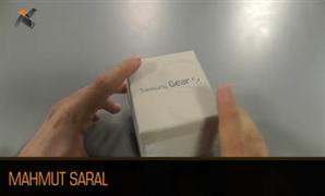 Samsung Gear S - Kutu a��l�� videosu (Unboxing)