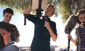 Apple'�n Oscar �d�ll� y�netmen destekli iPad reklam videosu
