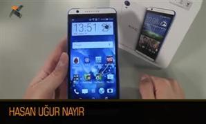 HTC Desire 820 Video �nceleme