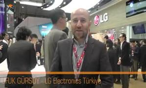 MWC 2015 R�portaj: LG Electronics T�rkiye'den Ufuk G�rsoy ile konu�tuk