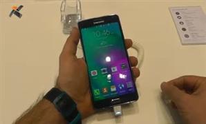 MWC 2015: Samsung Galaxy A7 - �lk bak��