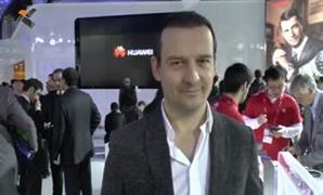 MWC 2015: Huawei'den Cem Sezer sorular�m�z� yan�tlad�