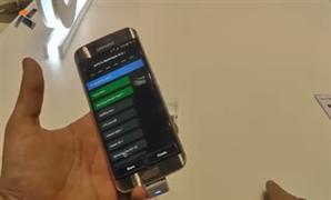 MWC 2015: Samsung Galaxy S6 Edge ve Galaxy S6 - AnTuTu test