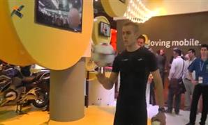 MWC 2015: First V1SION kameral� sporcu ti��rt�