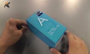 Samsung Galaxy A5 - Kutu a��l�� videosu (Unboxing)