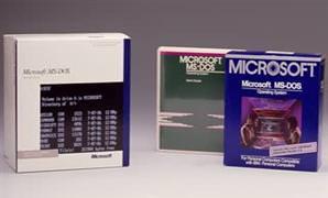 Microsoft, mobil i�in MS-DOS'u duyurdu!