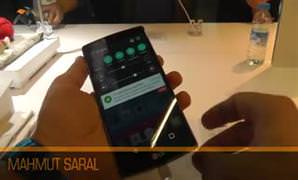 LG G4 - �n inceleme videosu