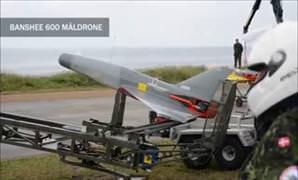 F-16, drone'u havada b�yle avlad�
