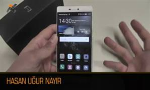 Huawei P8 video inceleme