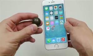 iPhone 6'n�n ate� topuyla imtihan�