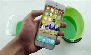 iPhone 6'n�n j�leyle imtihan�