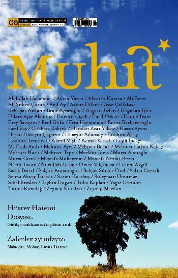 Muhit Dergisi Ağustos 2020