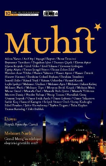 Muhit Dergisi Ekim 2020