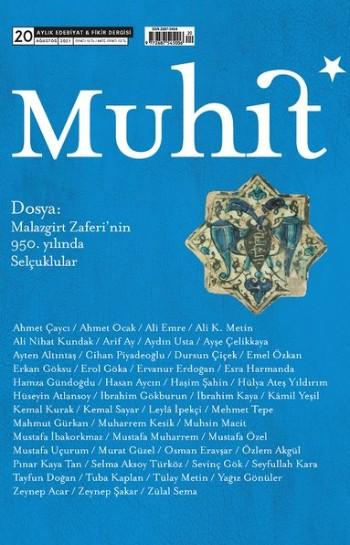 Muhit Dergisi Ağustos 2021
