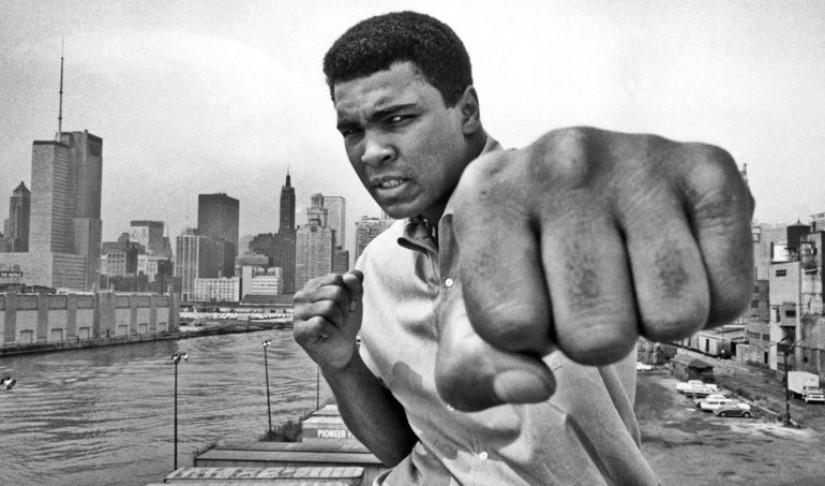 Muhammed Ali kitabı çıkıyor